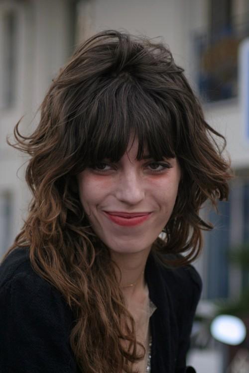 Lou Doillon Street: Katherine Moennig